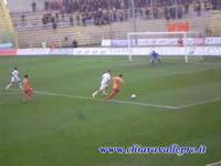 CATANZARO - BENEVENTO 1-0