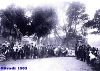 foto antiche di Olivadi