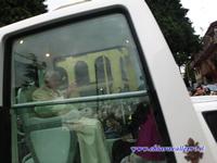Il Papa a Serra San Bruno 9 ottobre 2011