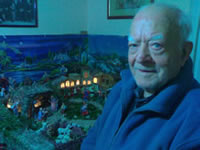 il presepe di mastru Franciscu ed il presepe di via Colombo anno 2010