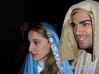 IL PRESEPE VIVENTE  24 DICEMBRE 2011