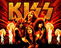 VIDEO DEI KISS :I WAS MADE FOR LOVING YOU
