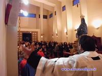 storica processione della Madonna della pietra 11 maggio 2011