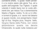 FUOCHI D'ARTIFICIO MADONNA DELLA PIETRA - CHIARAVALLE CENTRALE