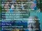 Gli auguri di capodanno di Francesco Macrina