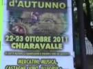 SPOT SU CHIARAVALLE ...