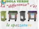 FARE LA RACCOLTA DIFFERENZIATA