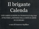 IL BRIGANTE CALENDA di Francesco Squillace