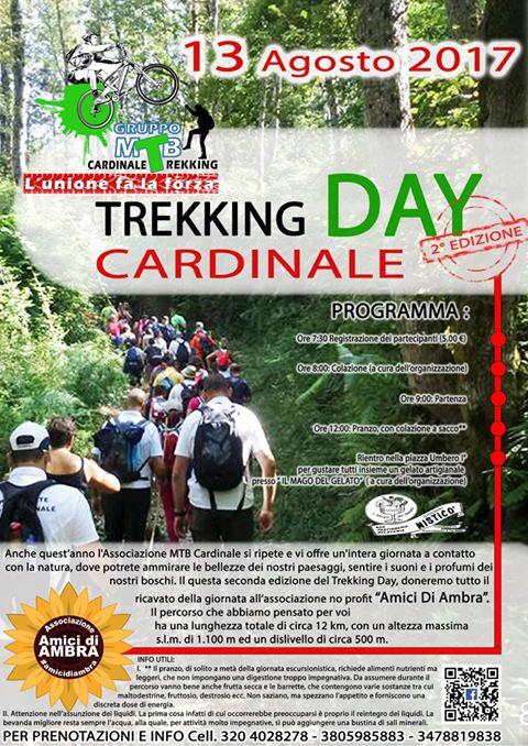 Locandina trekking Day
