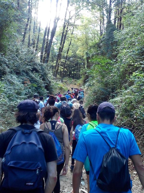 Trekker in cammino_ 1