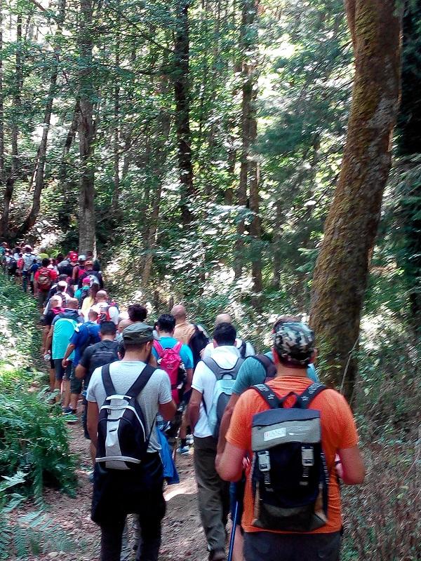 Trekker in cammino_ 2