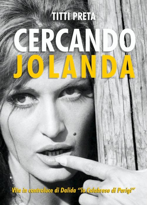 Copertina Cercando Jolanda