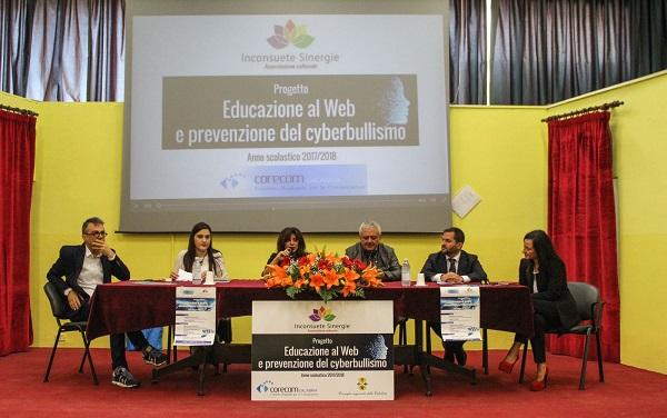 EDUCAZIONE AL WEB E PREVENZIONE DEL CYBERBULLISMO