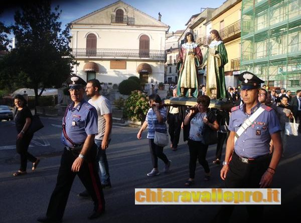 SANTI MEDICI  CHIARAVALLE 2019